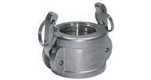 DW 溶接アームロックカプラー(サニタリーパイプ用)
