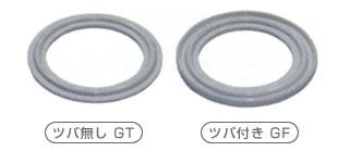 GT(GF) ヘルールガスケット(サニタリーサイズ)