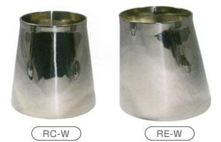 RC(RE)-W 溶接レデューサー(同心・偏心)